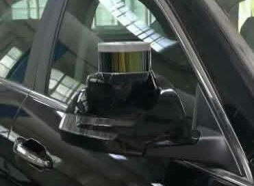无人驾驶激光雷达改造